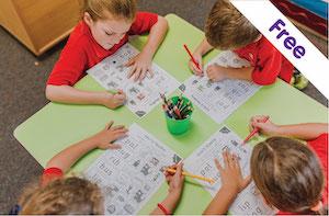 free phonics worksheets for teachers