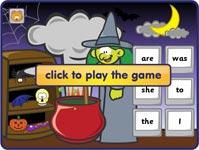 try Phonics hero camera words game